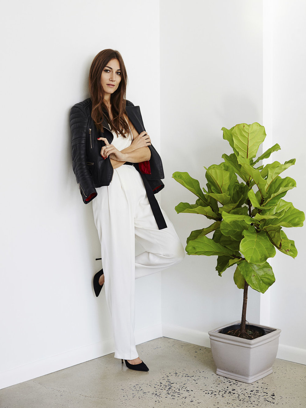 Giorgia Tordini/Harper's Bazaar Japan