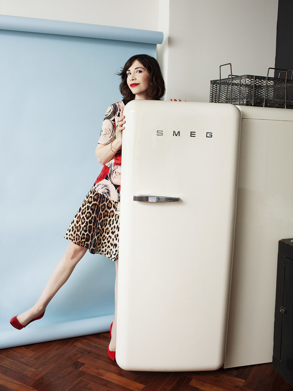Carrie Brownstein/Cherry Bombe