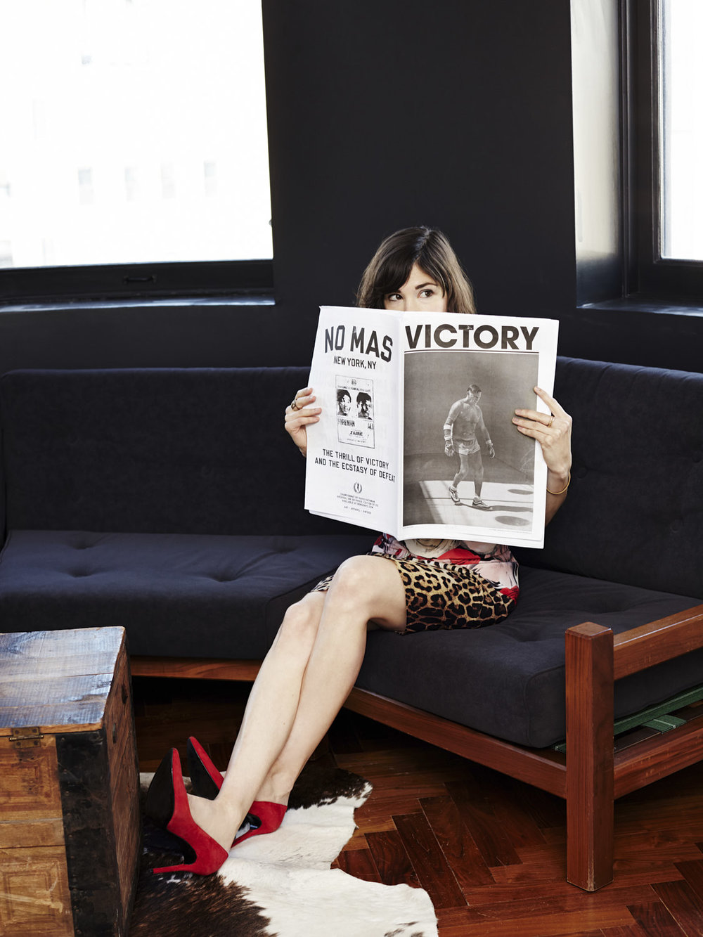 Carrie Brownstein/Refinery29