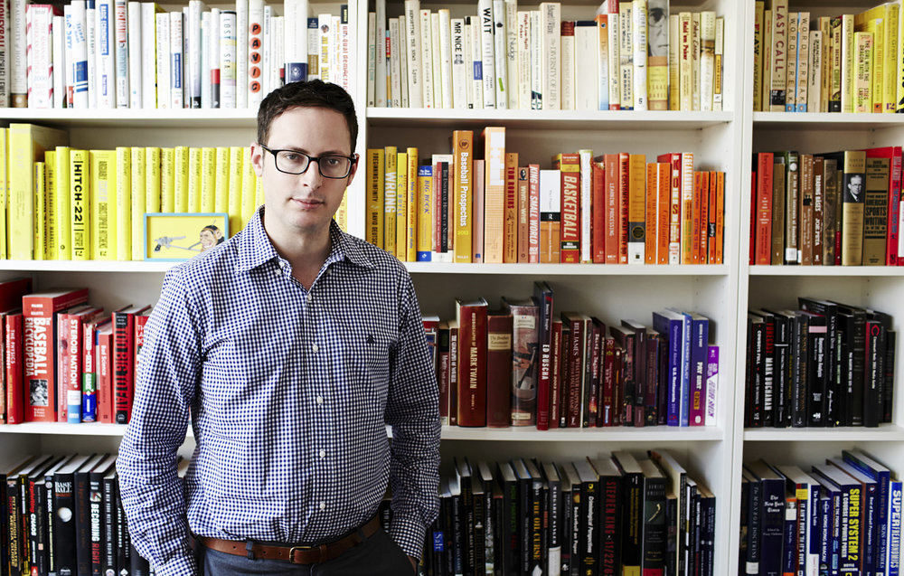 Nate Silver/Refinery 29's Month of Visionaries