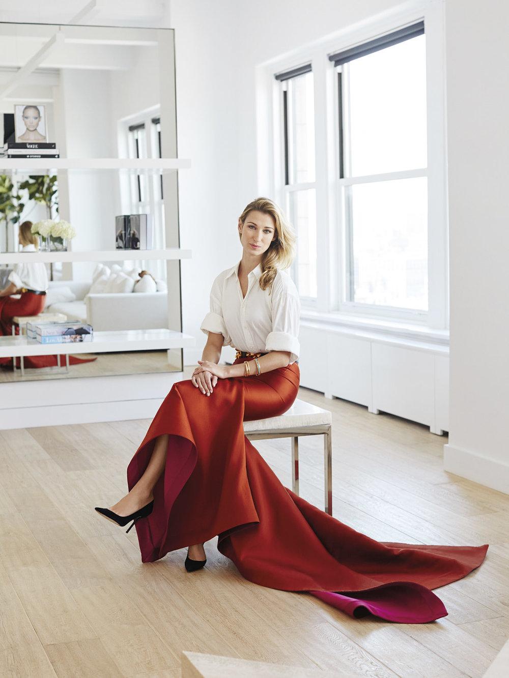 Laura Remington Platt/Harper's Bazaar Japan