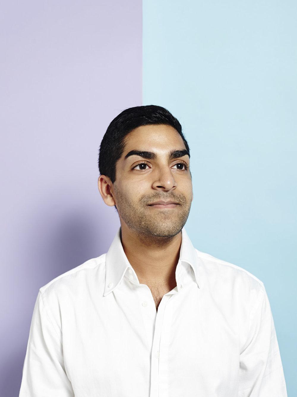 Sahil Jain/Refinery 29's 30 under 30
