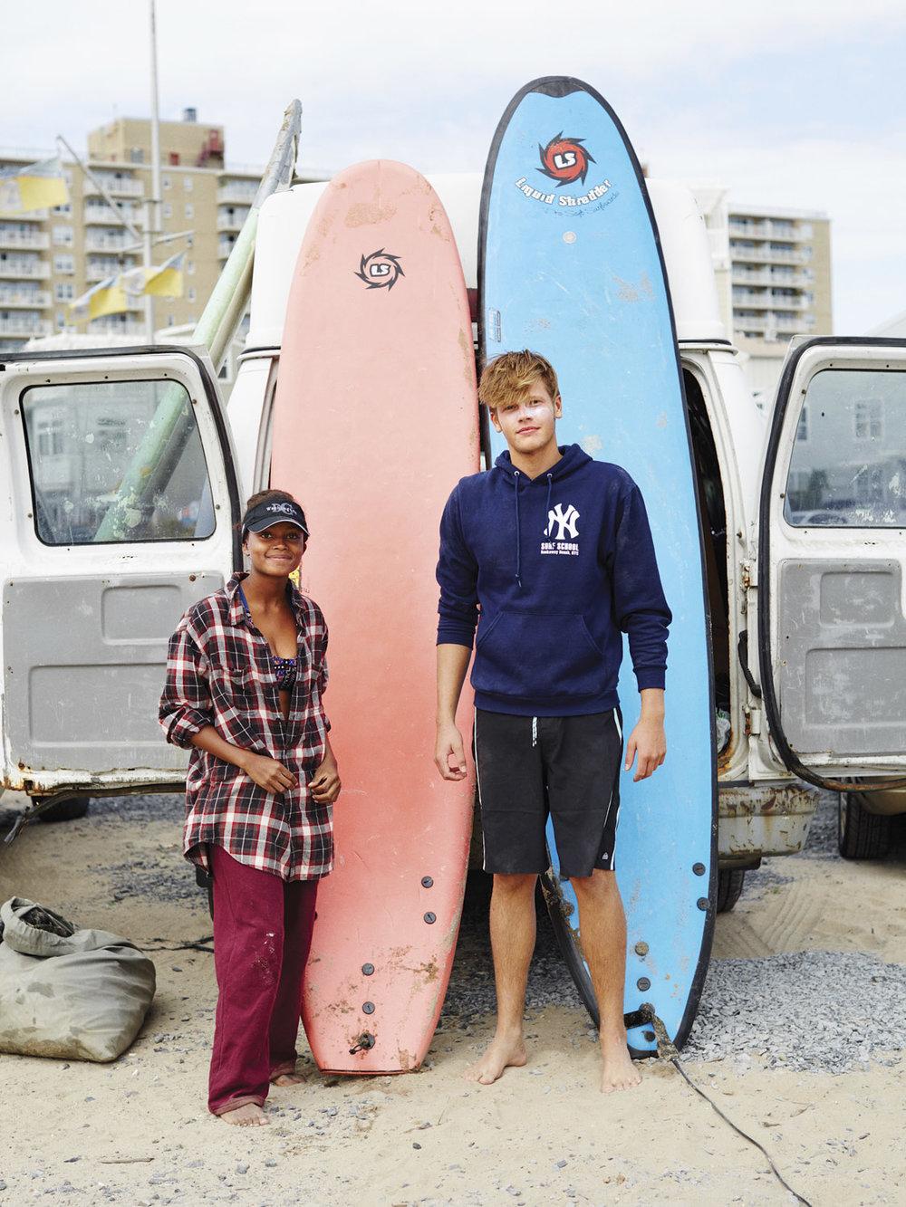 Surfers/Bon Appetite