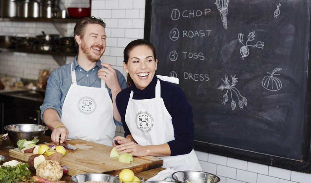 Haven's Kitchen/J. Crew