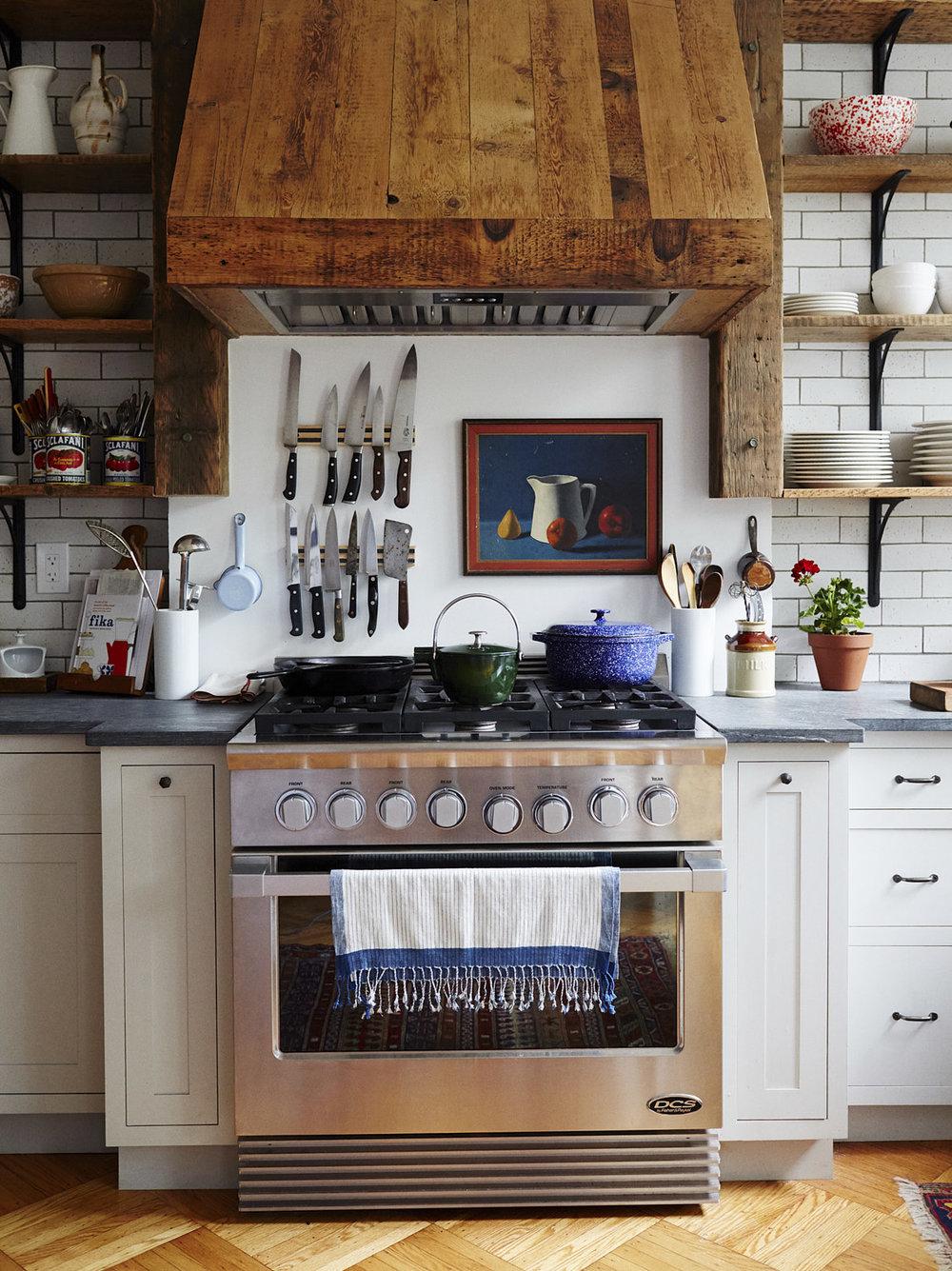 Cooks Kitchen Details