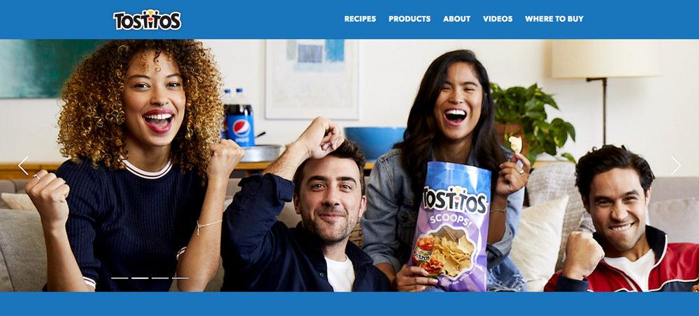 Pepsi & Tostitos