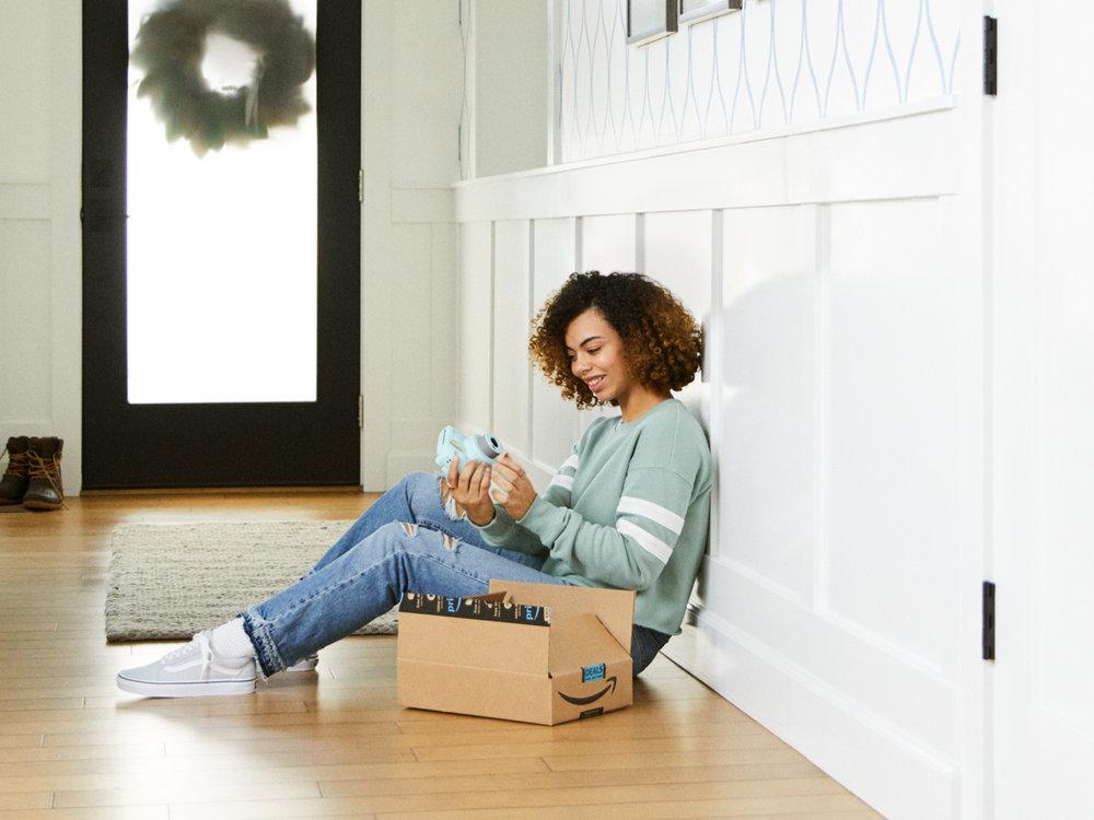 Amazon Teen - Holiday 2018