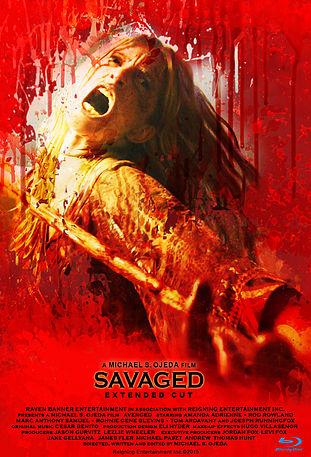 Savaged Poster Bluray Poster-2.jpg