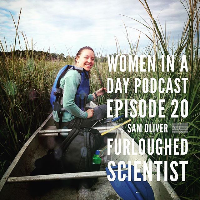 In Episode 20 we spoke with Sam Oliver, a hydrologist who works for the United States Geological Survey in Madison, Wisconsin. Learn about the interesting protocols around the shutdown and the far reaching implications once workers return, both for the employees who are furloughed and their projects. #podcast #womenpodcasters #womeninadaypodcast #hydrologist #usgs #furloughed #furlough #federalgovernment #podcasting #scientist #madison