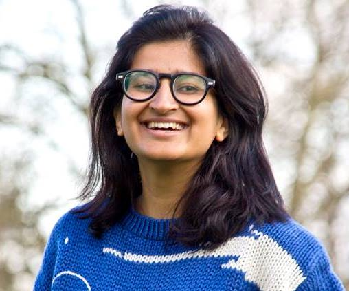 MOMAL Mushtaq - is a social entrepreneur and women's rights activist who believes in empowering women and other marginal groups through digital solutions. [Pakistani national]
