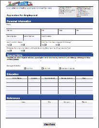 TJ HVAC Denver job application