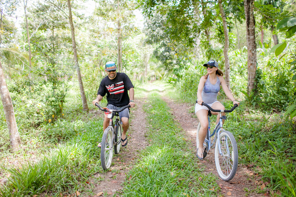 Mountain Biking - Our Gary Fisher bikes provide superb maneuverability through the narrow streets of Punta Gorda town. Biking through town offers a unique perspective of the sights and sounds of the area while offering a fun fitness tour. Ask the front desk clerk or a guide for a bike key. Helmets are provided.