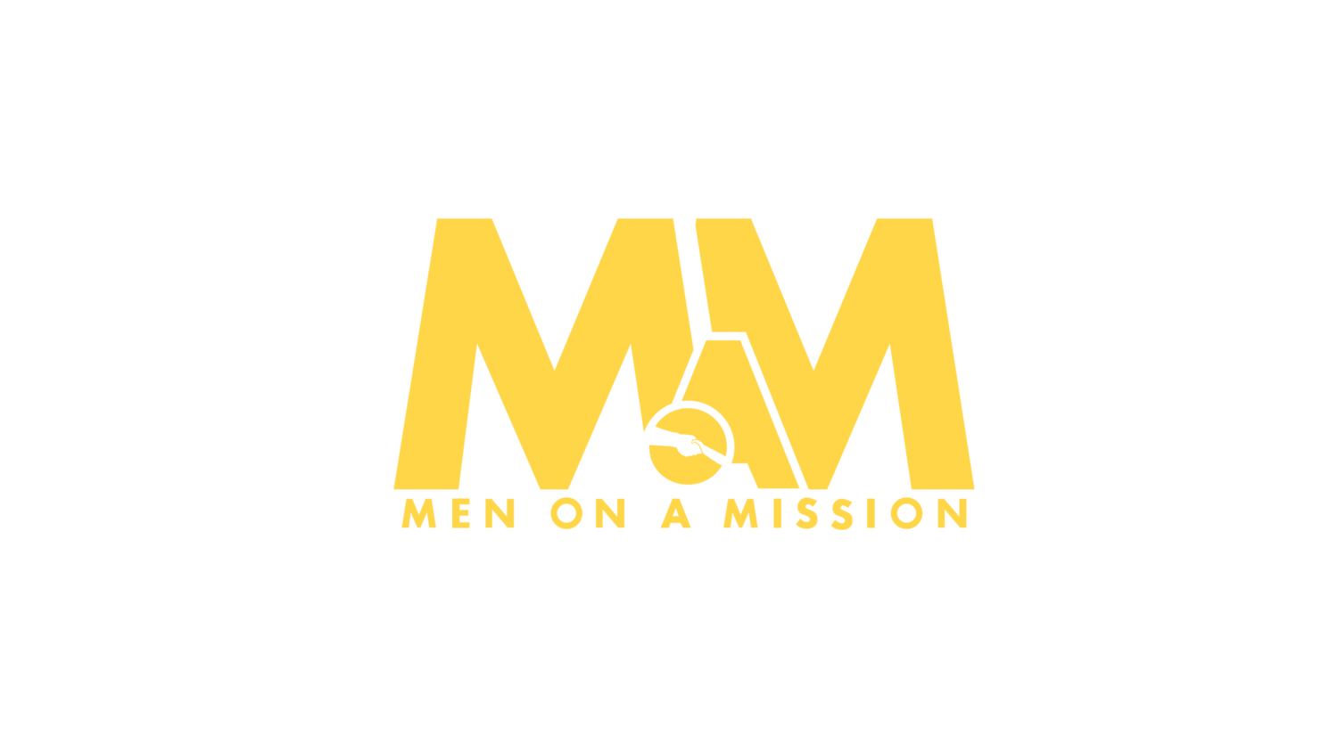 MEN ON A MISSION