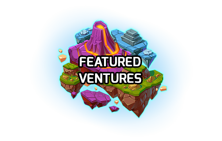 FEATURED VENTURES ISLAND