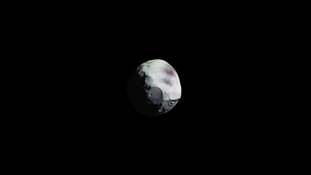 Nix'in Evreleri , 2018-19, bilgisayar animasyonu, 26'40'', renkli, sessiz. Sanatçının izniyle.