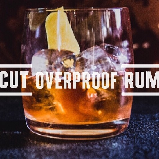 ***CUT TO THE OVERPROOF*** As #Smooth as it is #strong... Cut OVERPROOF rum combines all the natural ingredients of our #CUT #SPICED with that extra punch thats not for the faint hearted #soicedrum #cutrum #overproof #bartenderlife #rum #newrum #overproof #insta #instagood #tasty #drinksome