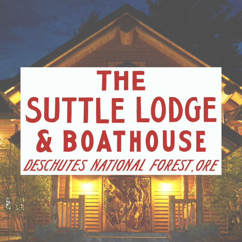 A 2 night stay Suttle's main lodge plus 2 Skip bar cocktail vouchers