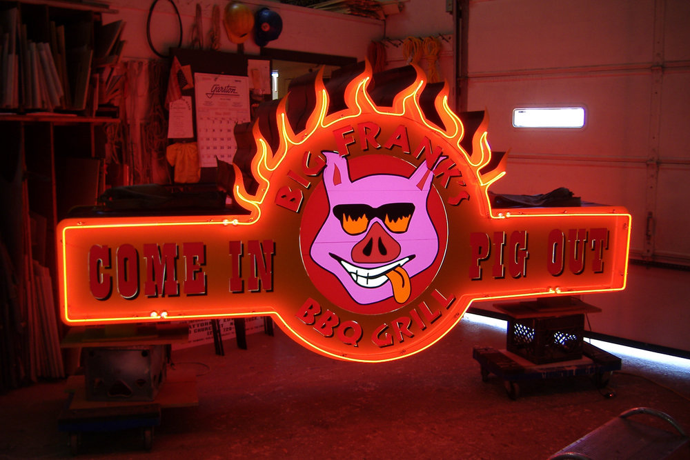 Window & Wall Mount Neon Signs