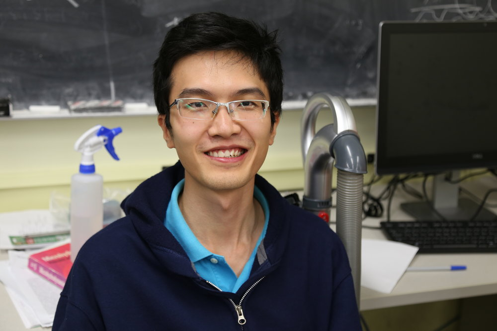 Teng Wang - Teng graduated from UCLA with a PhD in Applied Math. In the lab he worked on modeling population genetics that underlie nuclear distribution within chimeric fungi. After graduating from UCLA Teng joined Armedia as a software engineer.