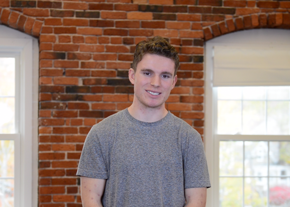 Roger found his path to college at InventiveLabs and is now majoring in Innovation in Societywith a business minor