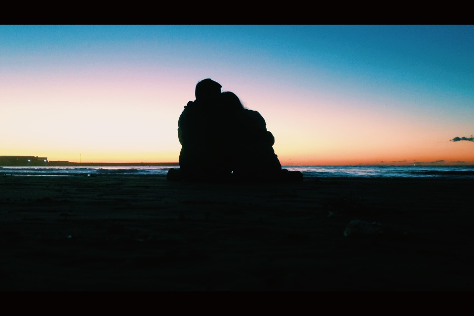 sunrise couple