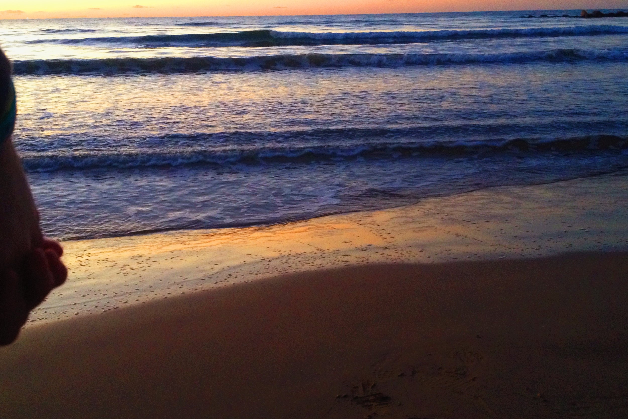 sunrise spain
