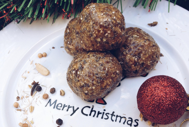 festive energy balls