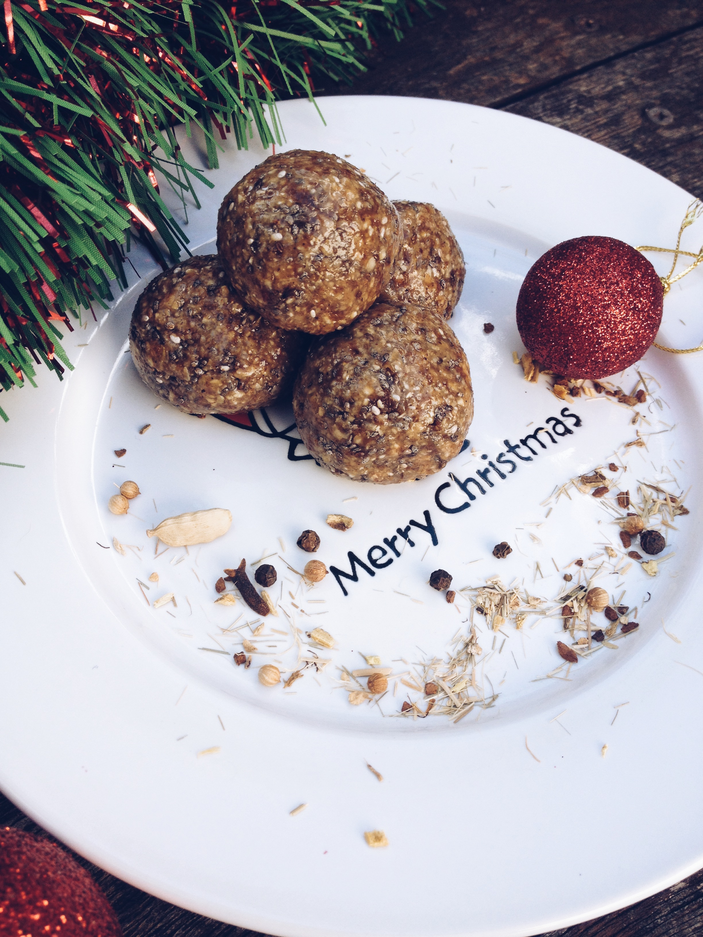 festive healthy treats