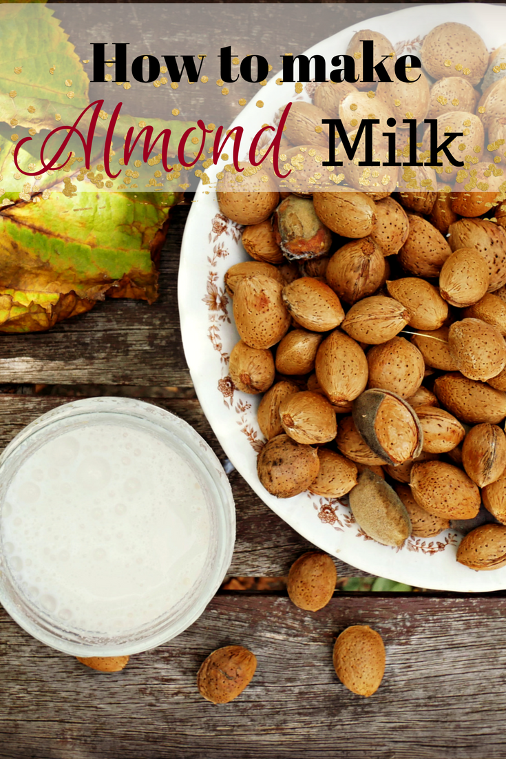 How To Make Almond Milk - Plant Based Milk Recipe on pe-ta.com