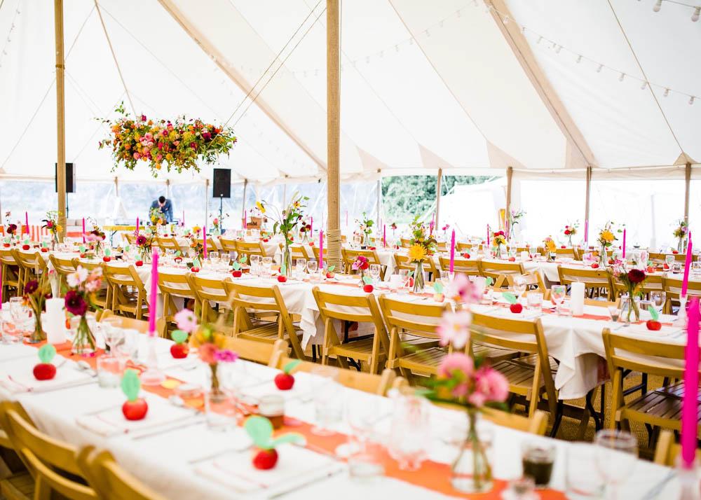 Amy O'Boyle Photography, Destination & UK Fine Art Film Wedding Photographer, DIY Carnival Farm Wedding with May Pole-29.jpg