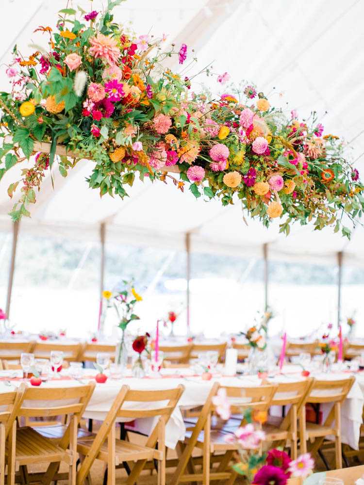 Amy O'Boyle Photography, Destination & UK Fine Art Film Wedding Photographer, DIY Carnival Farm Wedding with May Pole-31.jpg