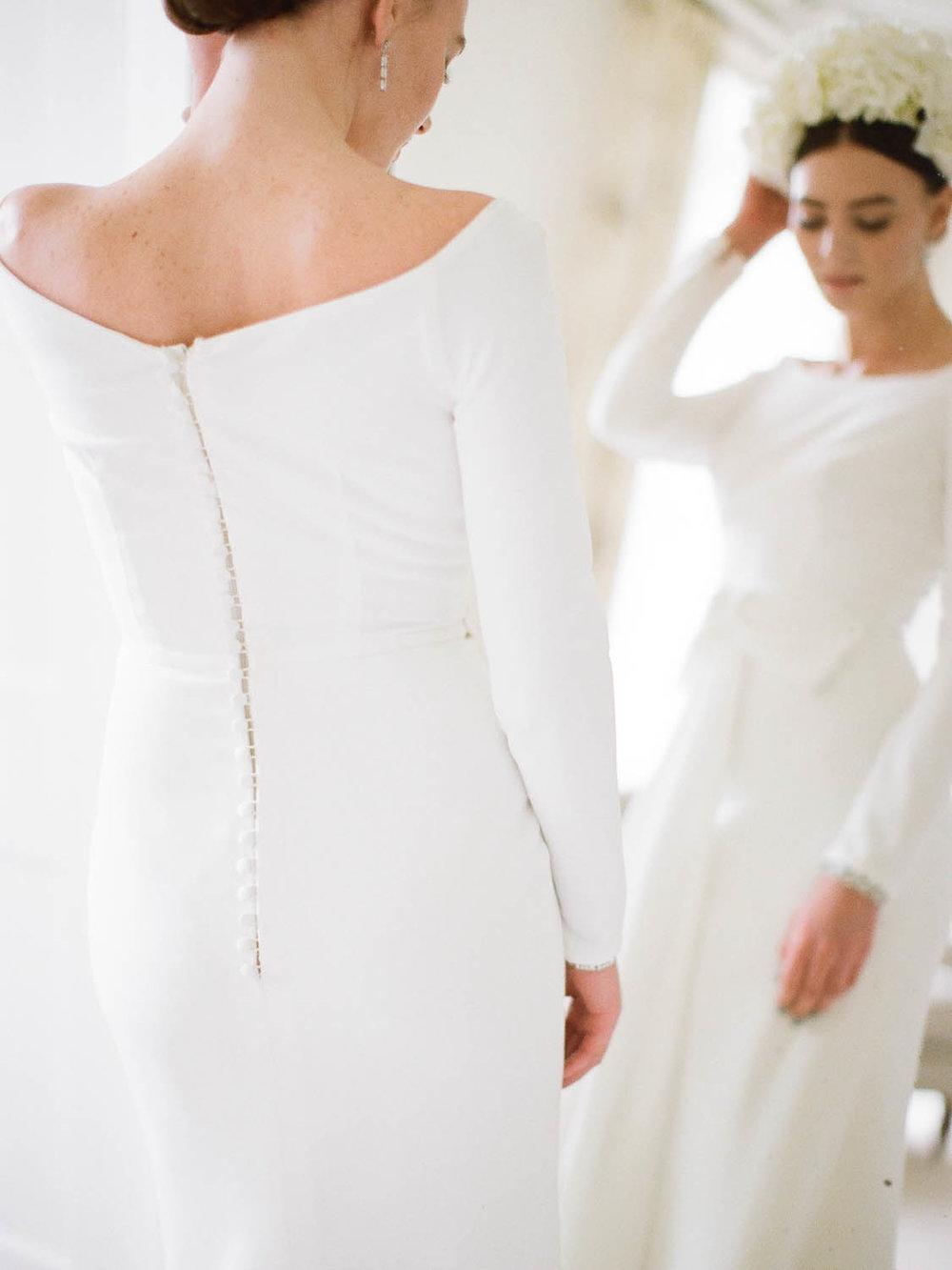 Amy O'Boyle Photography, Destination & UK Fine Art Film Wedding Photographer, Pynes House Wedding Devon-17.jpg