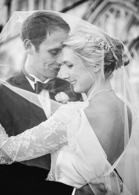 BATTLE ABBEY SCHOOL WEDDING