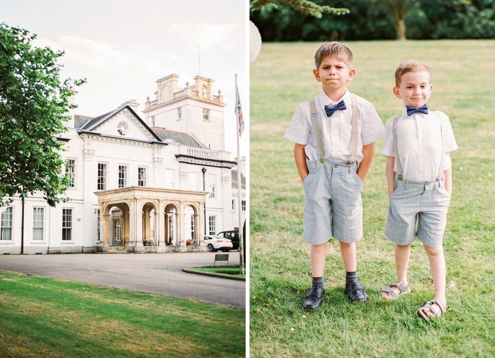 Amy O'Boyle Photography- Destination & UK Fine Art Film Wedding Photographer- Brickendonbury Estate Wedding 7.jpg