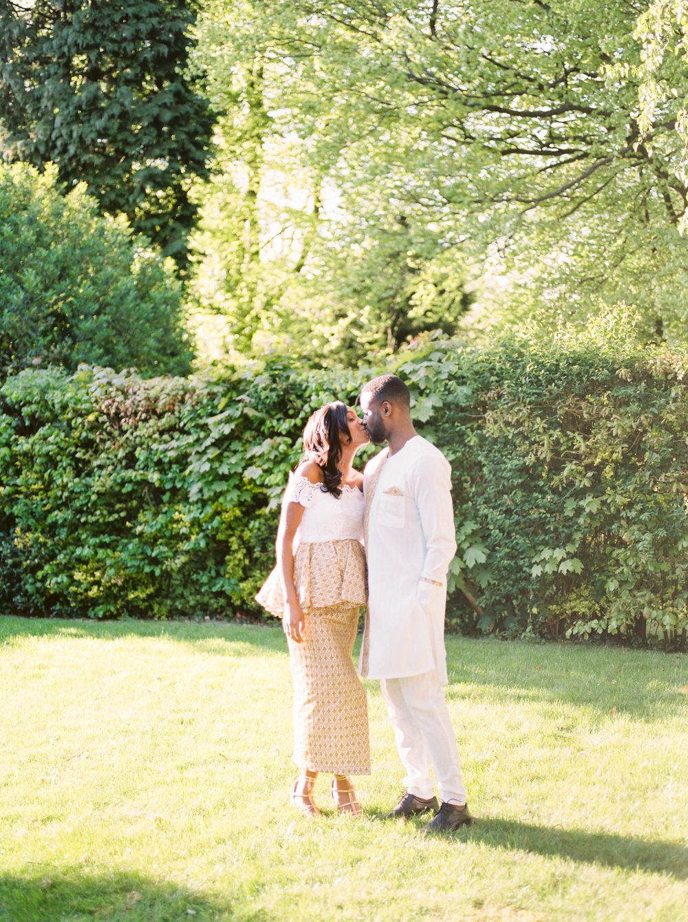 Amy O'Boyle Photography- Destination & UK Fine Art Film Wedding Photographer- London Garden Wedding At Home-12.jpg