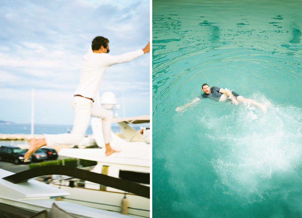 Amy O'Boyle Photography- Destination & UK Fine Art Film Wedding Photographer- South of France Hotel Du Cao Eden Roc St Tropez Yacht 5.jpg