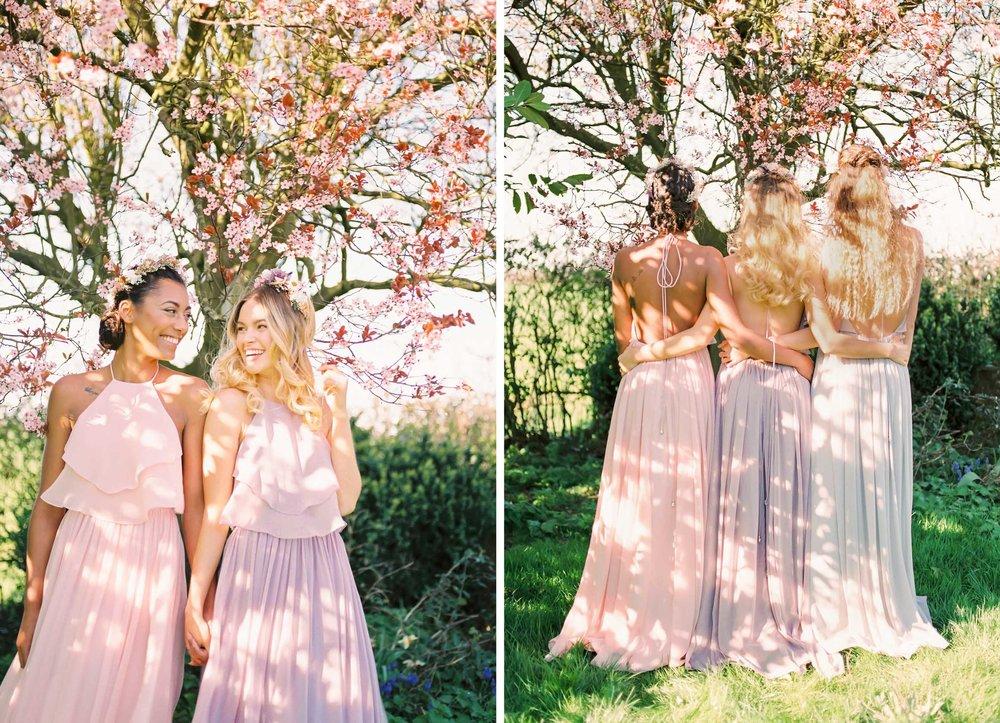 Amy O'Boyle Photography- Destination & UK Fine Art Film Wedding Photographer- TH&TH Bridesmaid Dress Shoot 5.jpg