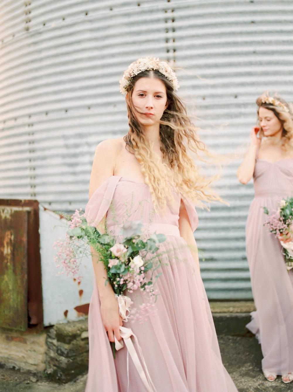 Amy O'Boyle Photography- Destination & UK Fine Art Film Wedding Photographer- TH&TH Bridesmaid Dress Shoot-20.jpg