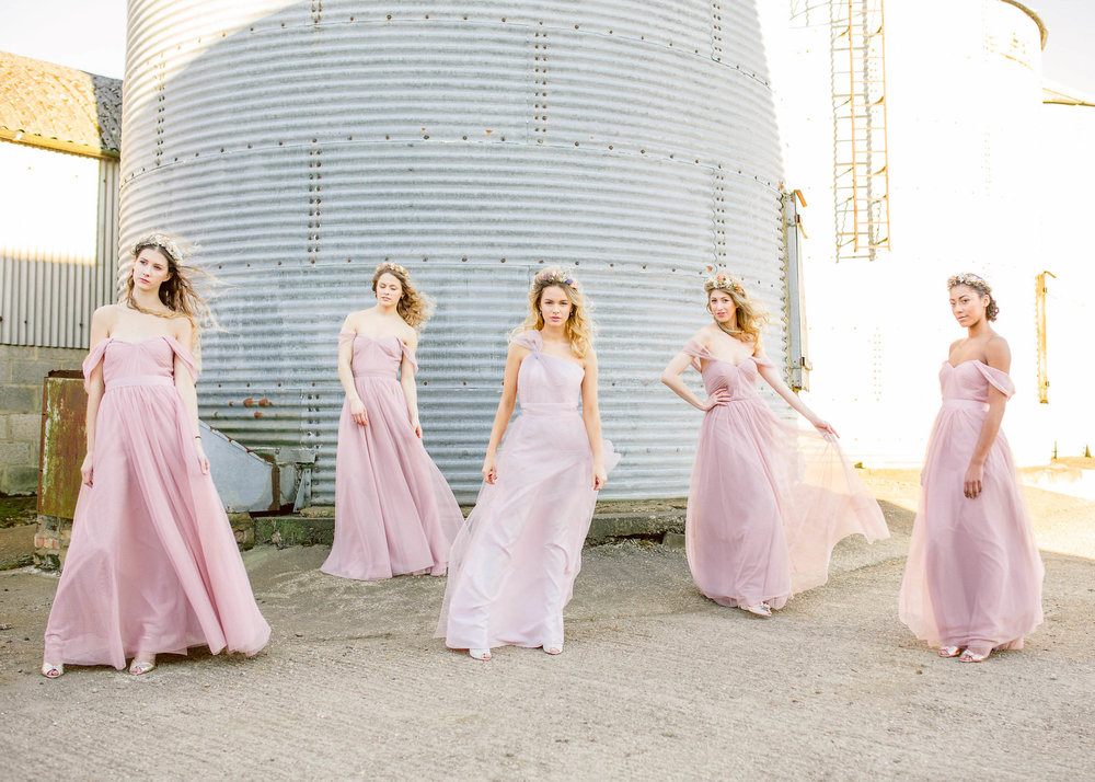Amy O'Boyle Photography- Destination & UK Fine Art Film Wedding Photographer- TH&TH Bridesmaid Dress Shoot-22.jpg