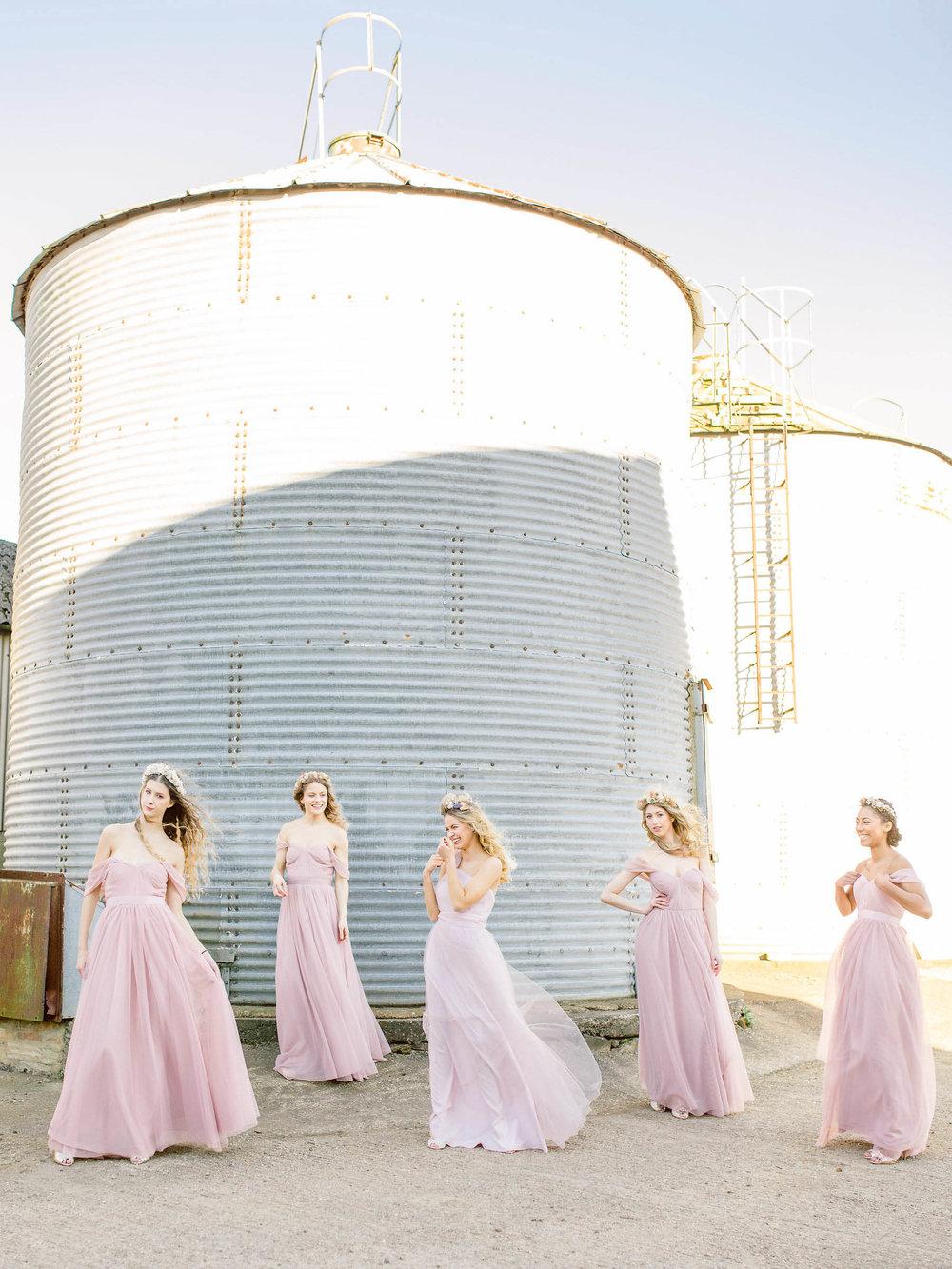 Amy O'Boyle Photography- Destination & UK Fine Art Film Wedding Photographer- TH&TH Bridesmaid Dress Shoot-24.jpg