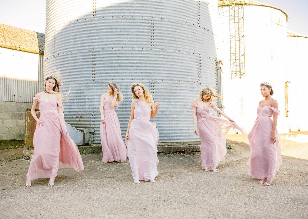 Amy O'Boyle Photography- Destination & UK Fine Art Film Wedding Photographer- TH&TH Bridesmaid Dress Shoot-23.jpg