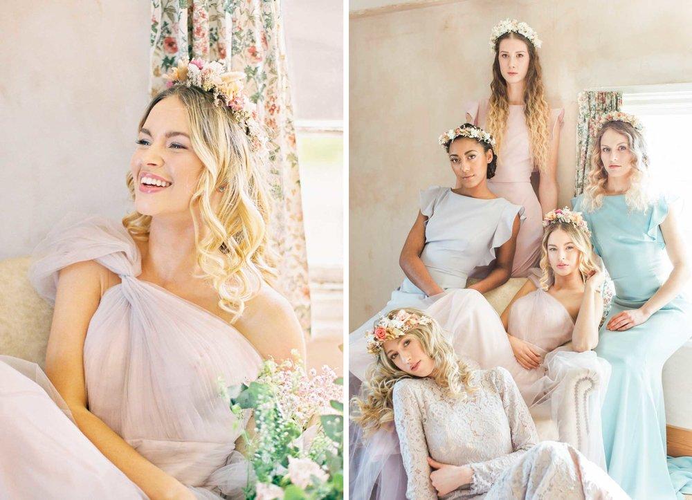 Amy O'Boyle Photography- Destination & UK Fine Art Film Wedding Photographer- TH&TH Bridesmaid Dress Shoot 6.jpg