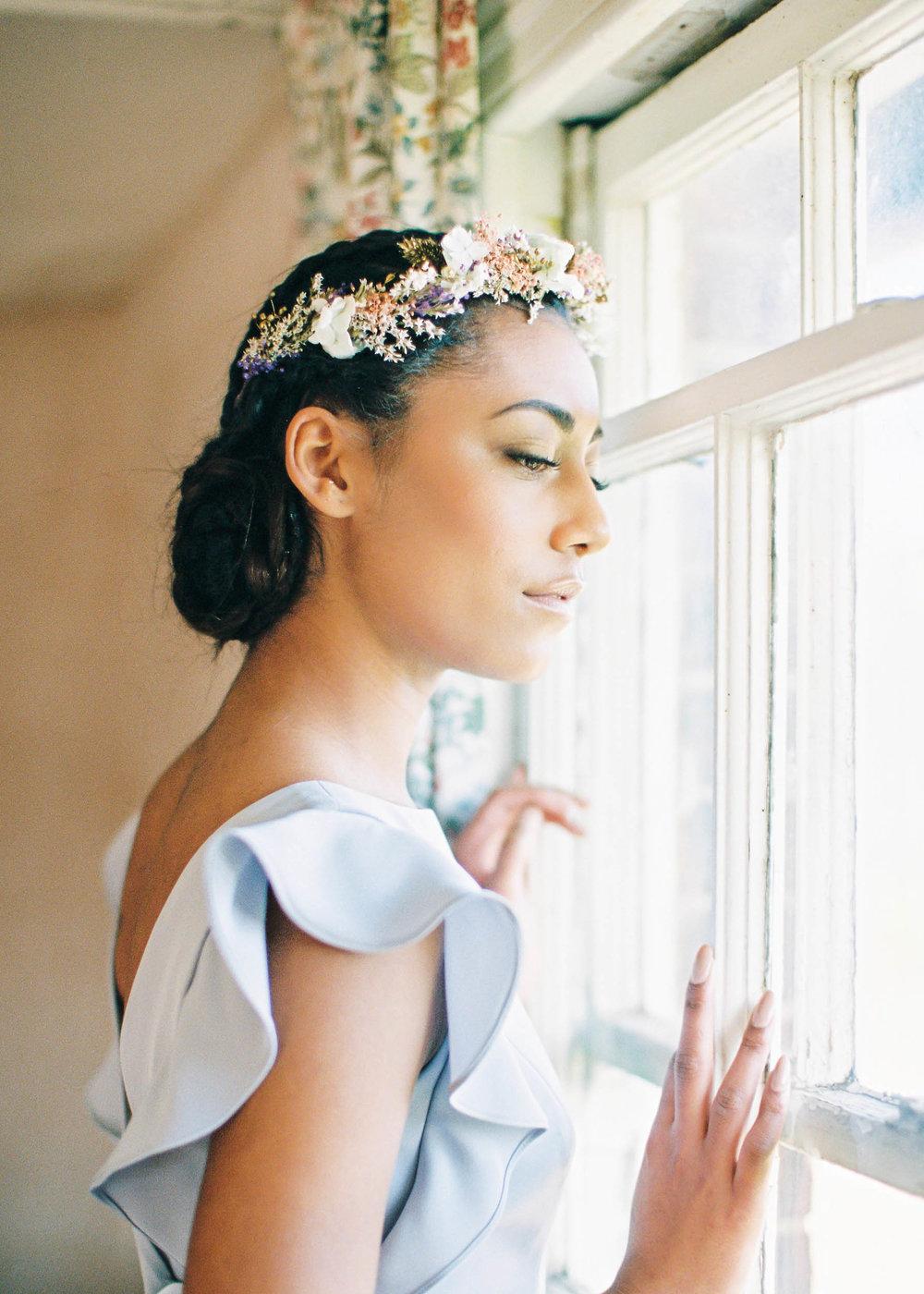 Amy O'Boyle Photography- Destination & UK Fine Art Film Wedding Photographer- TH&TH Bridesmaid Dress Shoot-7.jpg