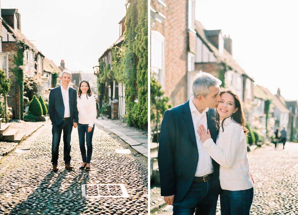 Amy O'Boyle Photography- Destination & UK Fine Art Film Wedding Photographer- Rye Engagement Shoot 2.jpg