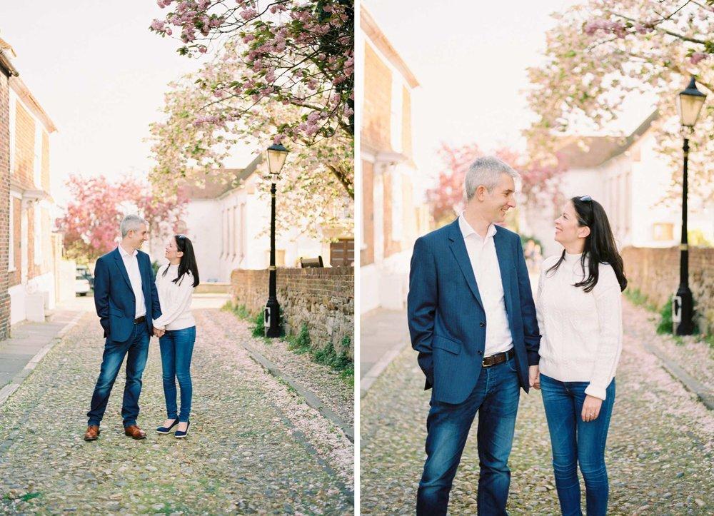 Amy O'Boyle Photography- Destination & UK Fine Art Film Wedding Photographer- Rye Engagement Shoot 5.jpg