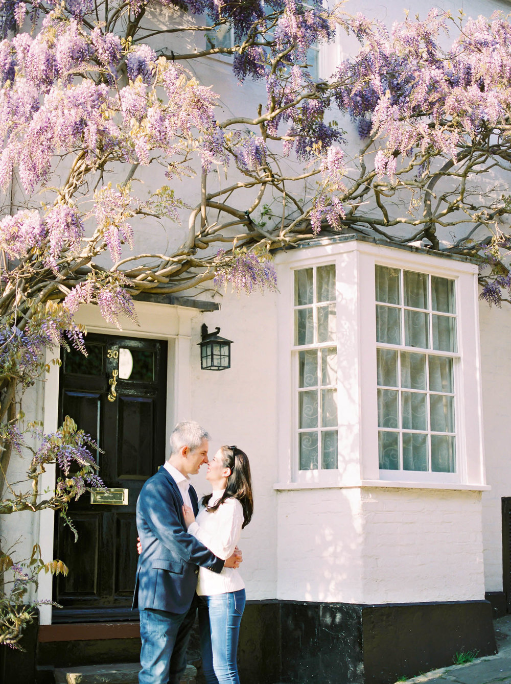 Amy O'Boyle Photography- Destination & UK Fine Art Film Wedding Photographer- Rye Engagement Shoot-1.jpg