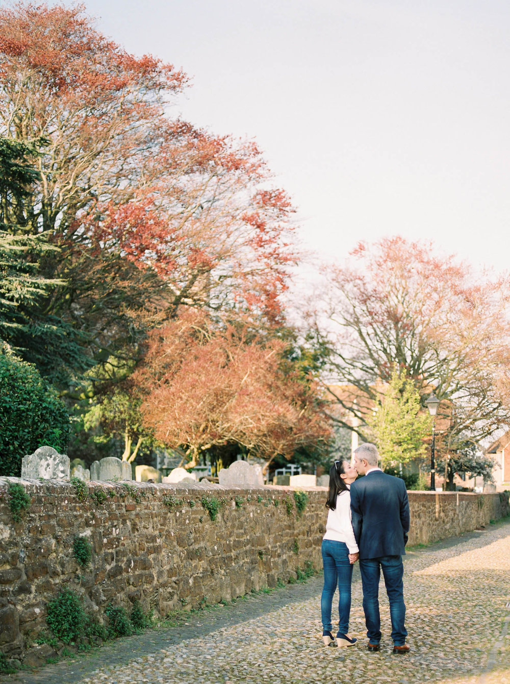 Amy O'Boyle Photography- Destination & UK Fine Art Film Wedding Photographer- Rye Engagement Shoot-6.jpg