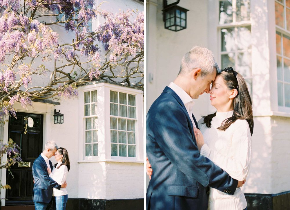 Amy O'Boyle Photography- Destination & UK Fine Art Film Wedding Photographer- Rye Engagement Shoot.jpg