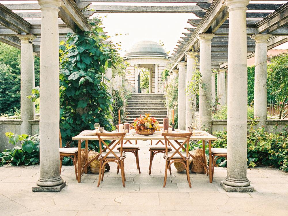 Amy O'Boyle Photography- Destination & UK Fine Art Film Wedding Photographer- The Pergola and Hill Garden Wedding-33.jpg