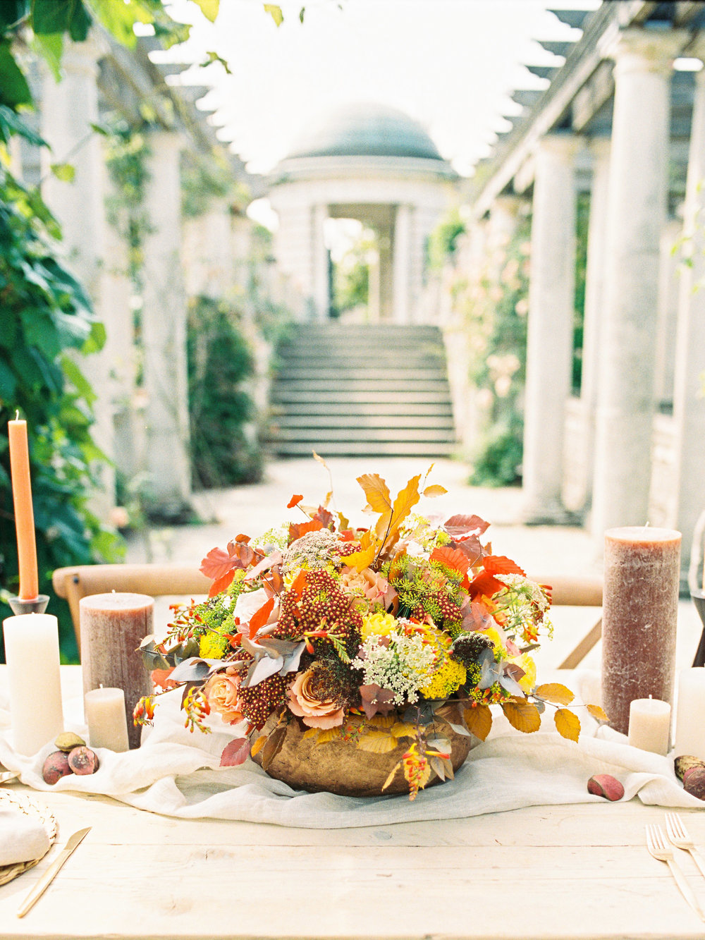 Amy O'Boyle Photography- Destination & UK Fine Art Film Wedding Photographer- The Pergola and Hill Garden Wedding-35.jpg